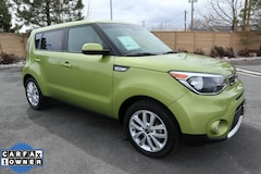 Bargain-Used 2018 Kia Soul + Hatchback for sale in Reno, NV