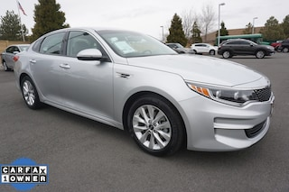 Certified Pre-owned 2016 Kia Optima EX Sedan for  sale in Reno, NV