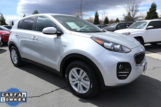 Certified Pre-owned 2018 Kia Sportage LX SUV for  sale in Reno, NV