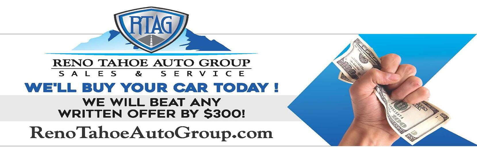 Reno Tahoe Auto Group - Used Car & Truck Dealership in RENO