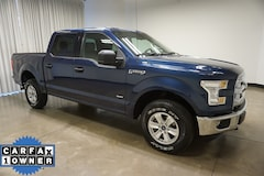 used 2016 Ford F-150 XLT Truck SuperCrew Cab in Reno