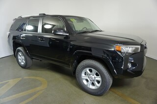 New 2019 Toyota 4Runner SR5 SUV in Easton, MD