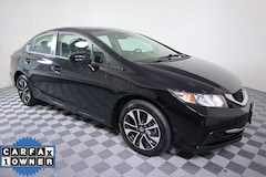 Bargain-Used 2015 Honda Civic EX Sedan for sale in Reno, NV