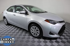 Bargain-Used 2017 Toyota Corolla LE Sedan for sale in Reno, NV