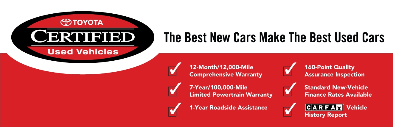 Toyota Certified Pre Owned >> Toyota Certified Program Reno Nv Dolan Reno Toyota