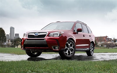 Are You Wondering What The Key Differences Are For The 2015 Toyota RAV4 Vs.  The 2015 Subaru Forester??