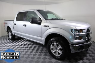Used 2017 Ford F-150 XLT Truck SuperCrew Cab for sale in Reno, NV