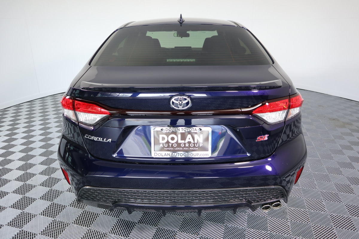 New 2020 Toyota Corolla SE CVT For Sale in Reno, NV | JTDP4RCE9LJ002553