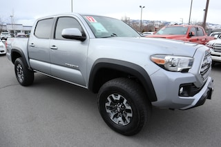 Used 2017 Toyota Tacoma TRD Off Road  Truck Double Cab for sale in Reno, NV