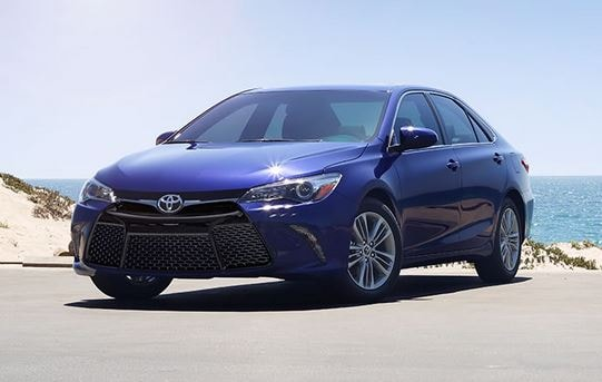 2015 Toyota Camry Vs. The 2015 Nissan Altima