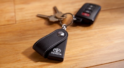 find your toyota key