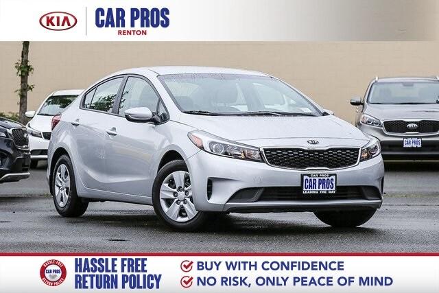 Car Pros Renton >> Used 2018 Kia Forte For Sale At Car Pros Hyundai Renton Vin 3kpfk4a76je260841