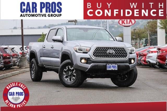 Car Pros Tacoma >> Used 2018 Toyota Tacoma For Sale At Car Pros Automotive