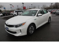 2019 Kia Optima Hybrid EX Sedan