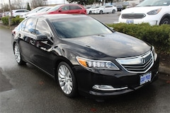 2015 Acura RLX RLX with Advance Package Sedan