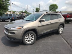 Certified Pre-Owned 2017 Jeep Cherokee Latitude SUV in Slatington