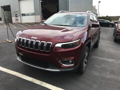 New 2019 Jeep Cherokee $7,000 OFF Limited 4x4 Sport Utility in Slatington