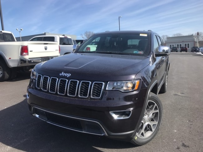 New 2019 Jeep Grand Cherokee LIMITED 4X4 Sport Utility in Slatington