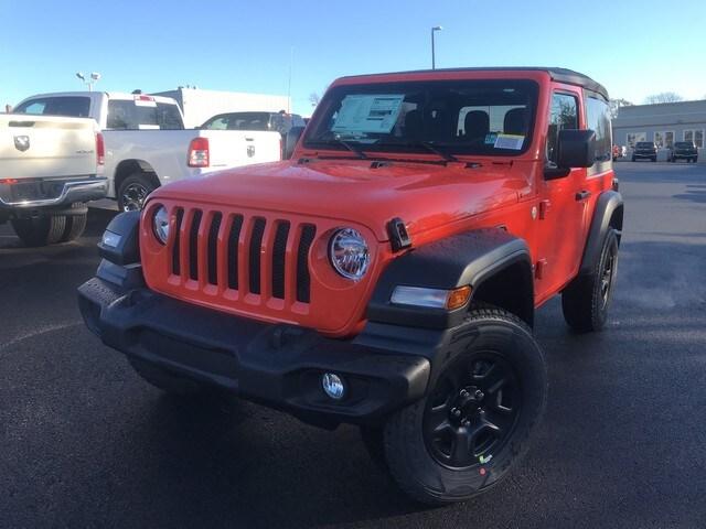 2019 Jeep Wrangler $4522 OFF WOW Sport 4x4!!! Sport Utility