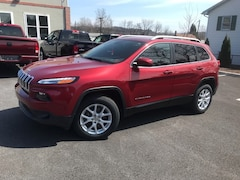 Used 2016 Jeep Cherokee Latitude SUV in Slatington