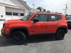 New 2019 Jeep Renegade UPLAND 4X4 Sport Utility in Slatington