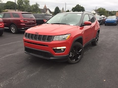 New 2018 Jeep Compass Altitude 4x4 $6,000 OFF w/ Owner Loyalty Sport Utility in Slatington