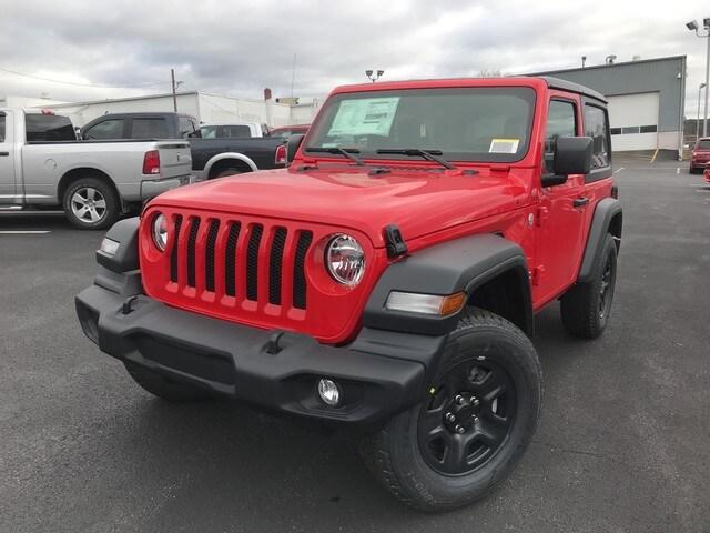 2019 Jeep Wrangler $4651 OFF MSRP   SPORT 4x4 Sport Utility