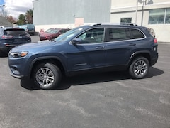 New 2019 Jeep Cherokee $7,000 OFF Latitude + 4x4 Sport Utility in Slatington