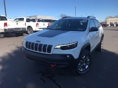 New 2019 Jeep Cherokee $7,000 OFF Trailhawk 4x4 Sport Utility in Slatington