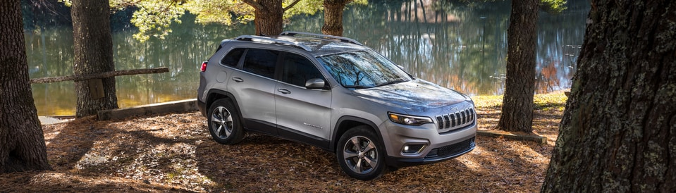 New Jeep Cherokee Slatington