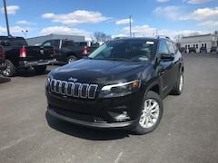 New 2019 Jeep Cherokee $23,985 w/ CCAP   Latitude 4x4 Sport Utility in Slatington