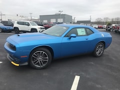 New 2019 Dodge Challenger GT AWD Coupe in Slatington