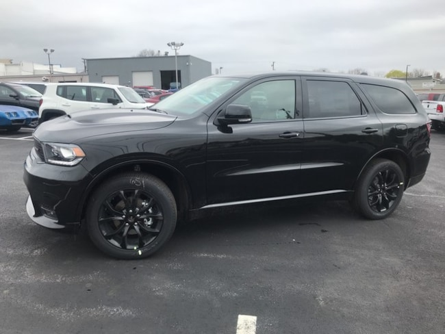 New 2019 Dodge Durango GT PLUS AWD Sport Utility in Slatington
