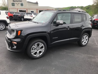 New 2019 Jeep Renegade For Sale at Rentschler Chrysler