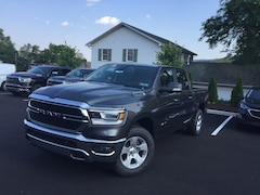 New 2019 Ram 1500 BIG HORN / LONE STAR CREW CAB 4X4 5'7 BOX Crew Cab in Slatington