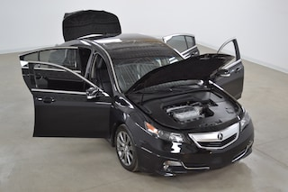 2014 Acura TL V6 Cuir*Toit Ouvrant*Bluetooth*Sieges Chauffants* Berline