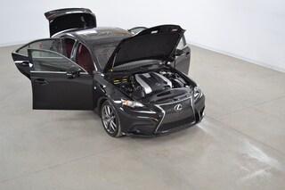 2016 LEXUS IS 300 AWD F-Sport 2 GPS*Cuir Rouge*Toit Ouvrant Berline