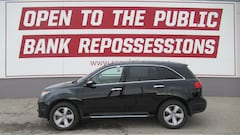 2011 Acura MDX Technology Package SUV 003681**BANK REPOSSESSION**