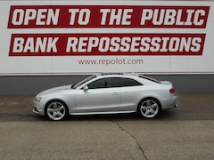 2012 Audi S5 4.2 Premium (Tiptronic) Coupe 006154**BANK REPOSSESSION**