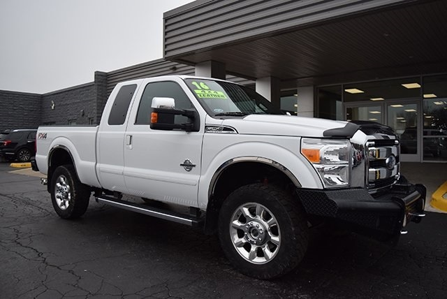 2016 Ford F-250 Lariat Extended Cab Truck