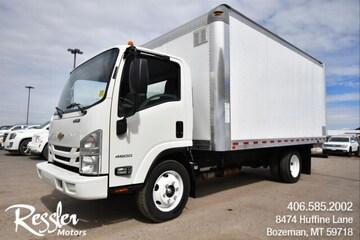 2018 Chevrolet 4500 LCF Gas Truck
