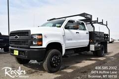 2019 Chevrolet Silverado 6500HD Truck Crew Cab