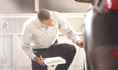Certified Audi Vehicle Inspection