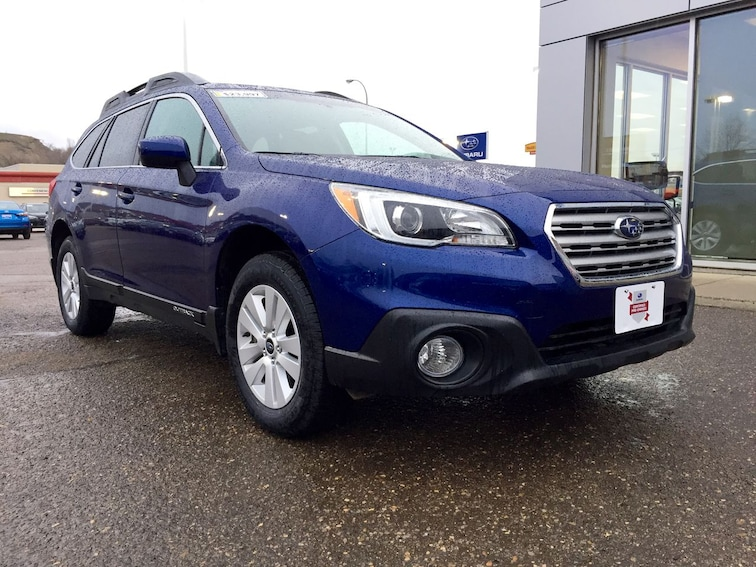 Certified Pre-Owned 2016 Subaru Outback 2.5i Premium SUV for sale in Mandan, ND
