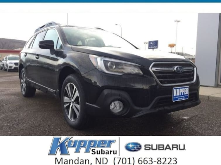 New 2019 Subaru Outback 2.5i Limited SUV Mandan ND