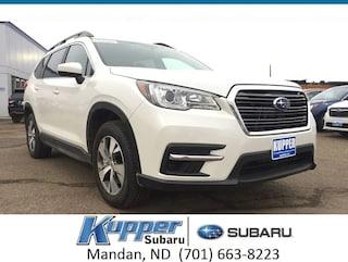 New 2019 Subaru Ascent Premium 8-Passenger SUV SK309 Mandan, ND