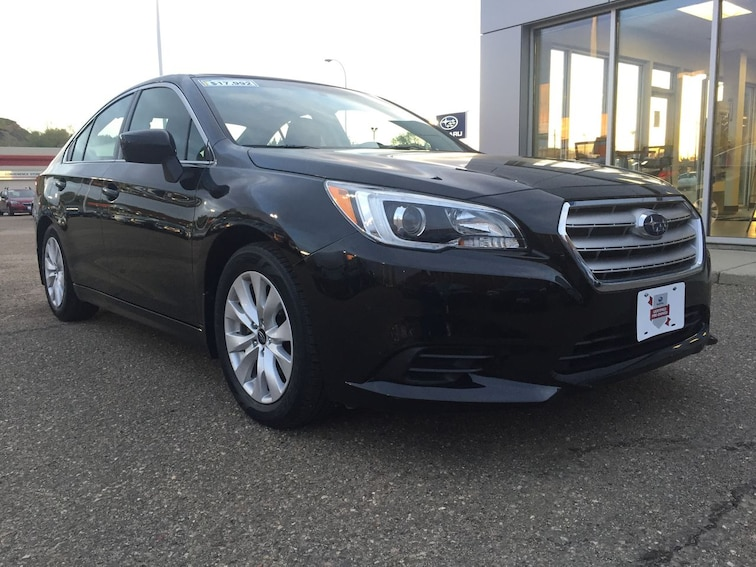Used 2016 Subaru Legacy 2.5i Premium Sedan in Mandan, ND