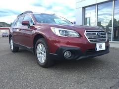 Used 2016 Subaru Outback 2.5i Premium SUV SK346-1 in Mandan, ND