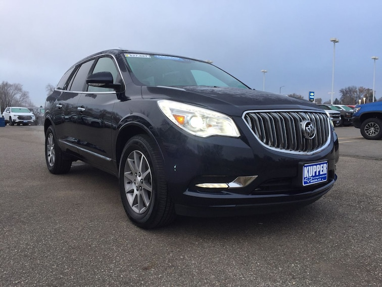 Certified Pre-Owned 2015 Buick Enclave Leather SUV for sale in Mandan, ND