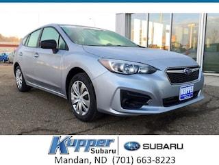 New 2019 Subaru Impreza 2.0i 5-door SK349 Mandan, ND